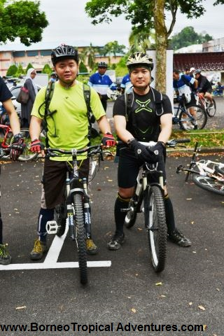 Kota Padawan Kuching Bike Ride